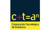 Andalusian technological corporation logo