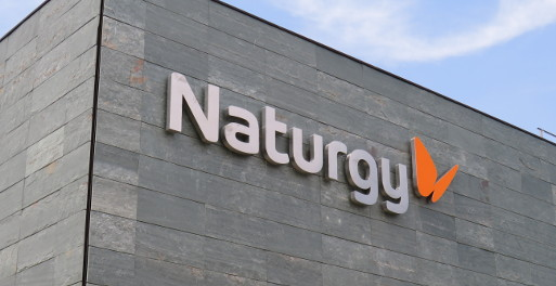 Naturgy's building in Madrid
