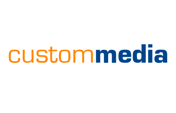 Logo Custommedia